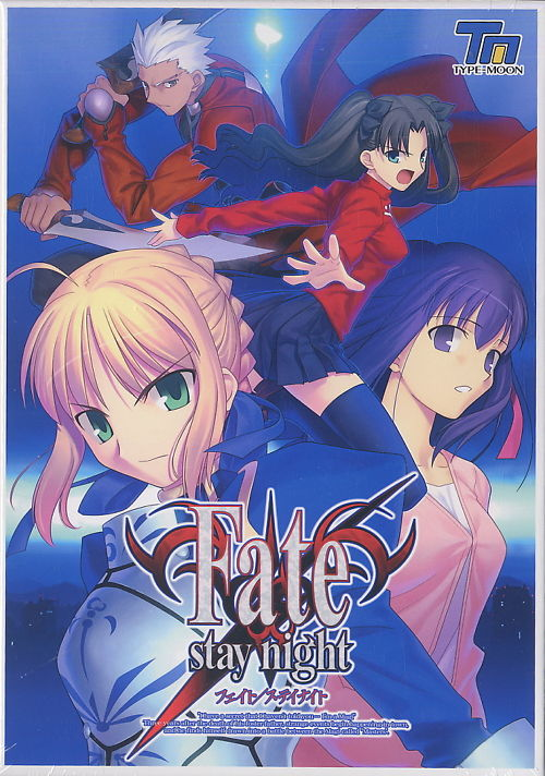 《Fate/staynight》