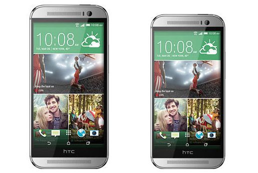 HTC oneM8與HTC oneM8 mini