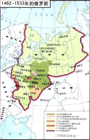 1721年,俄国沙皇彼得一世改国号为俄罗斯帝国,称彼得大帝.图片