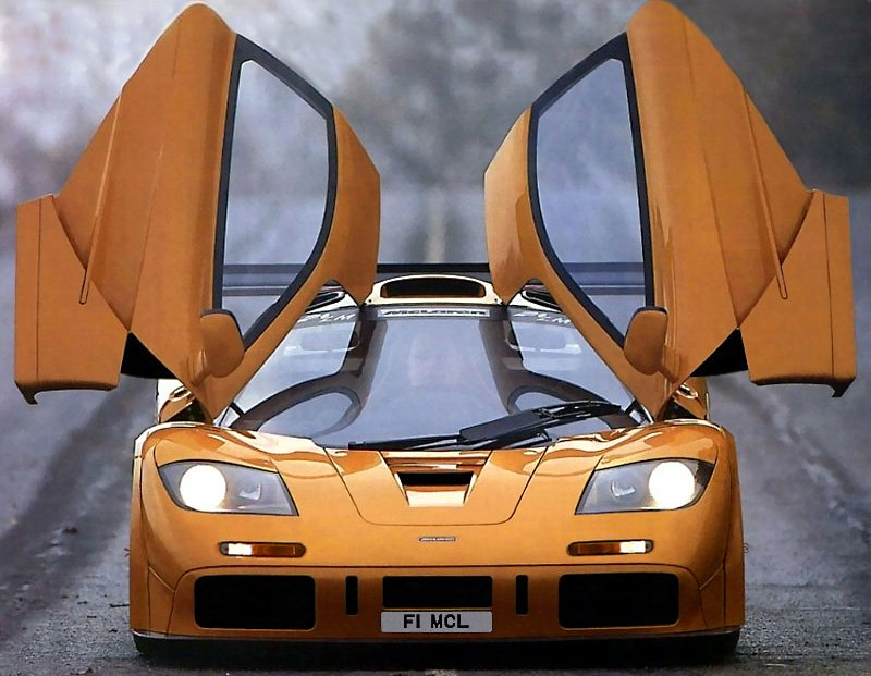 McLaren F1 LM Road Version