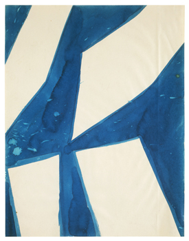 Ellsworth Kelly, Untitled, 1957