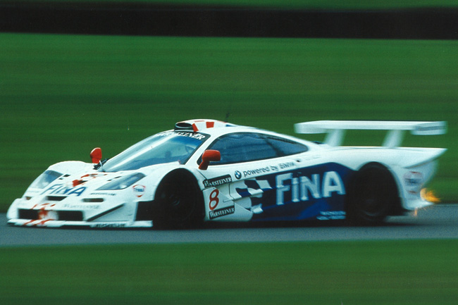 McLaren F1 GTR 97 Racing Version
